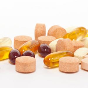 ribbon blender for dietary supplement in blender