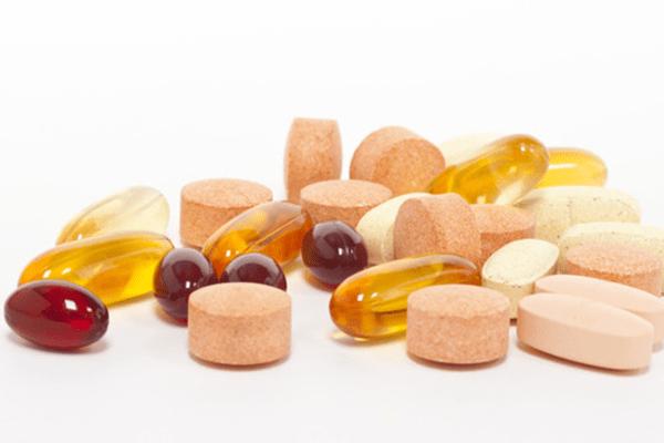 Ribbon Blender for Dietary Supplement