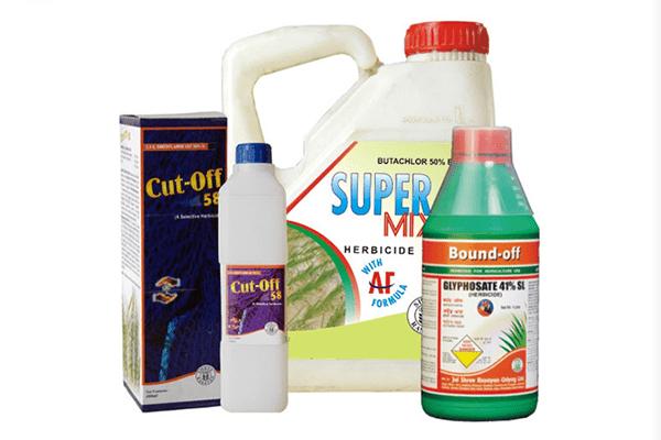 Ribbon Blender for Herbicides
