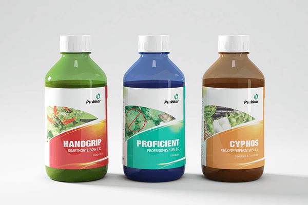 Ribbon blender for pesticides