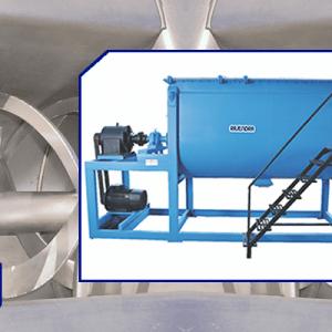 Horizontal Blender Machine Manufacturer in India