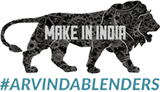 Ribbon Blender - Make in India