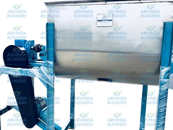 Paddle Mixer Manufacturer in Ahmedabad
