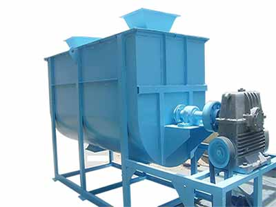 Ribbon Mixer Machine Manufacturer, Supplier and Exporter in Ahmedabad, Gujarat, India